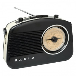 Retro Radio 60's Bluetooth