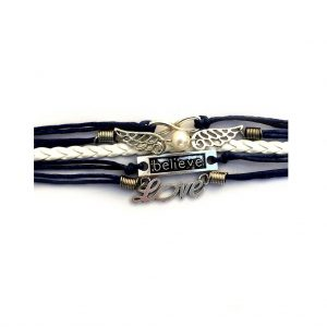 Armcandy blue & white