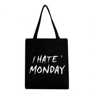 Canvas tas Monday