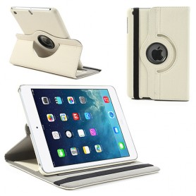 Rotary Case iPad Mini - Wit