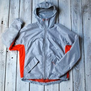 Birdwoman Jacket Grey